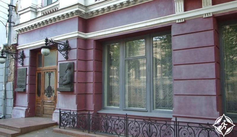 ميكولايف - متحف فيرشتشاين ميكولايف للفنون