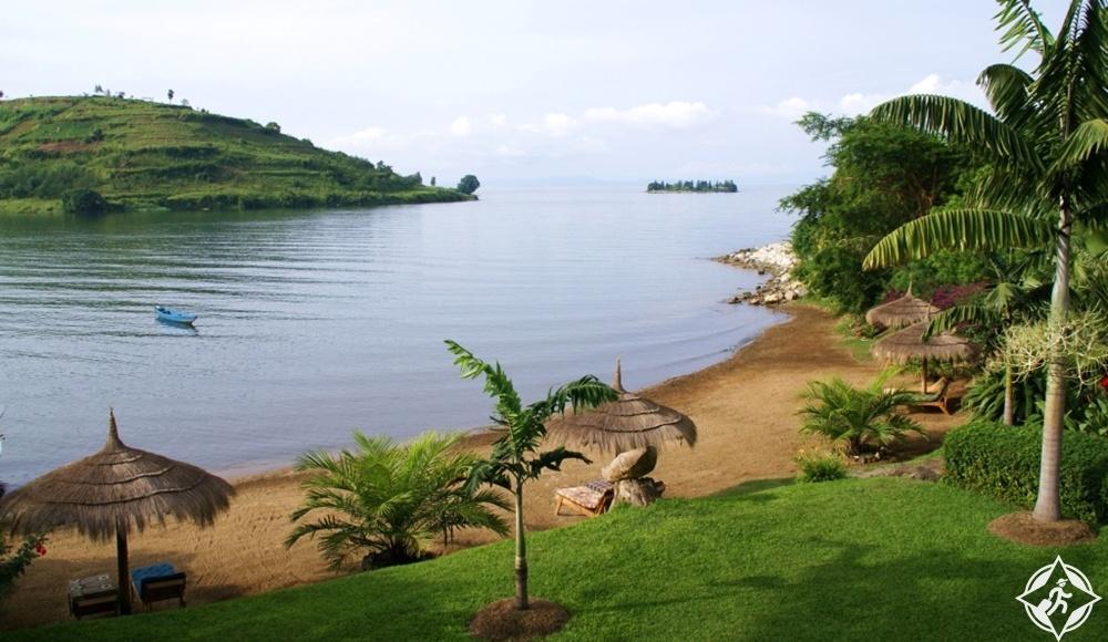 أفريقيا - بحيرة كيفو
