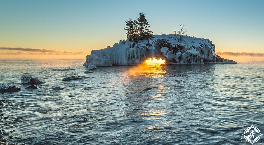 البحيرات في كندا - بحيرة سوبيريور