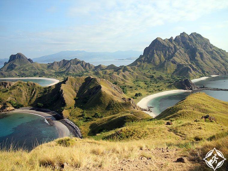 جزيرة بادار .. أحد روائع إندونيسيا المذهلة