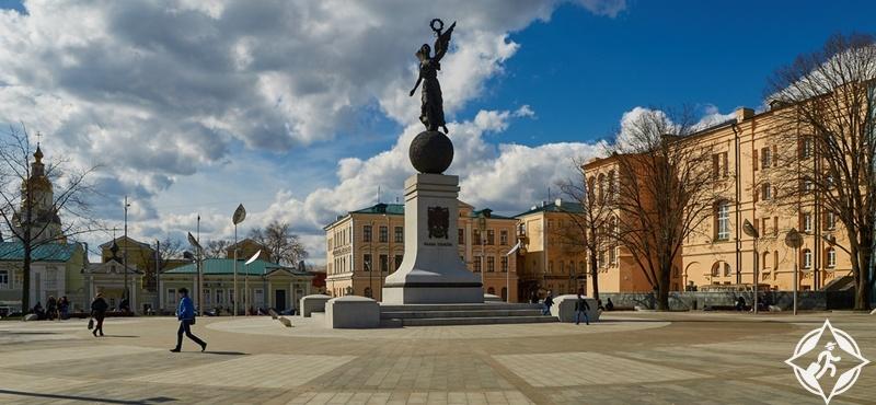 خاركيف - ساحة الدستور
