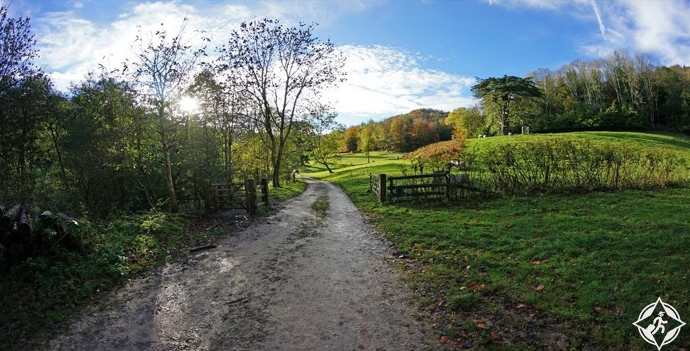 سترود - حديقة وودشيستر