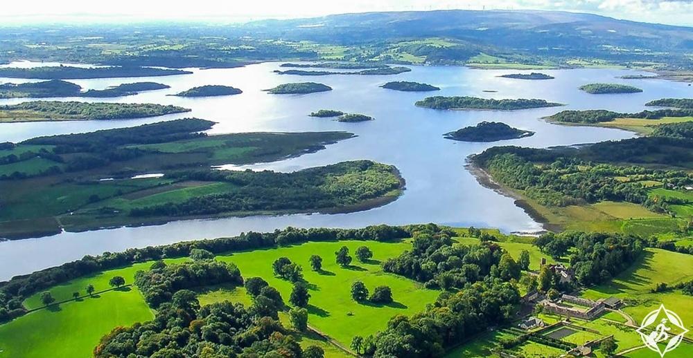 البحيرات في أيرلندا - بحيرة إرني السفلى