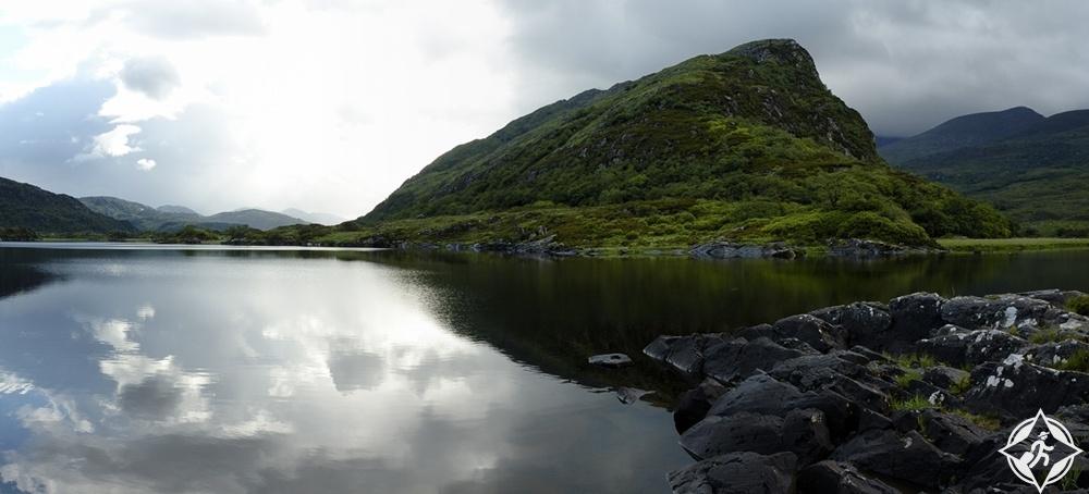 البحيرات في أيرلندا - بحيرة لين