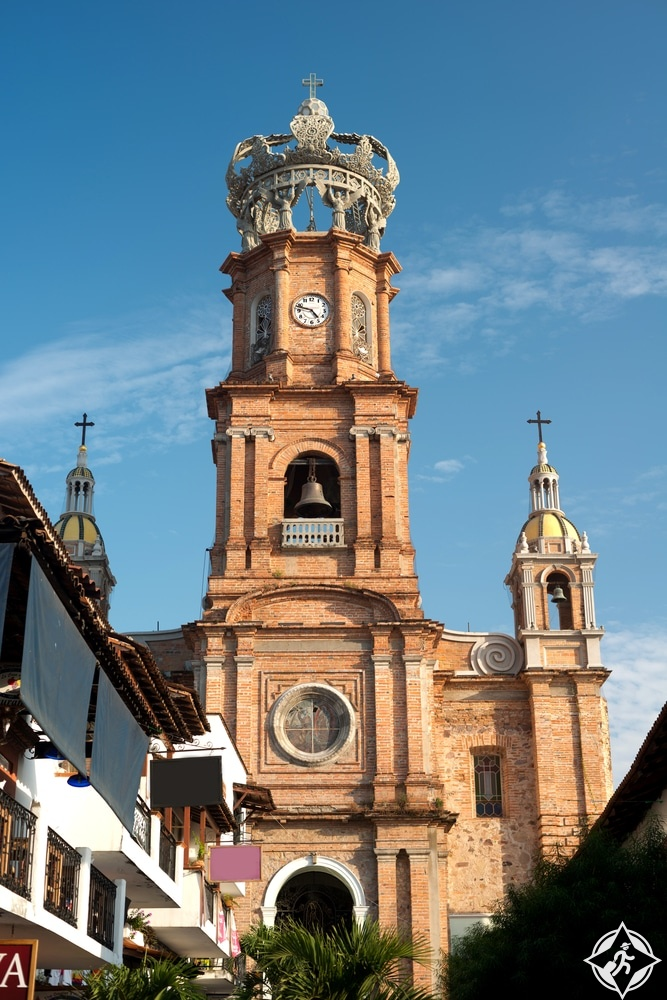 بويرتو فالارتا - كنيسة سيدة غوادالوبي