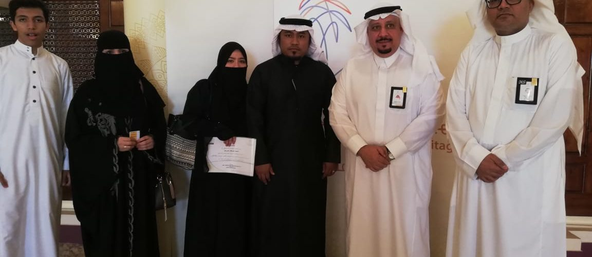 سياحة مكة المكرمة تقدم أول مرشدتين سياحيتين