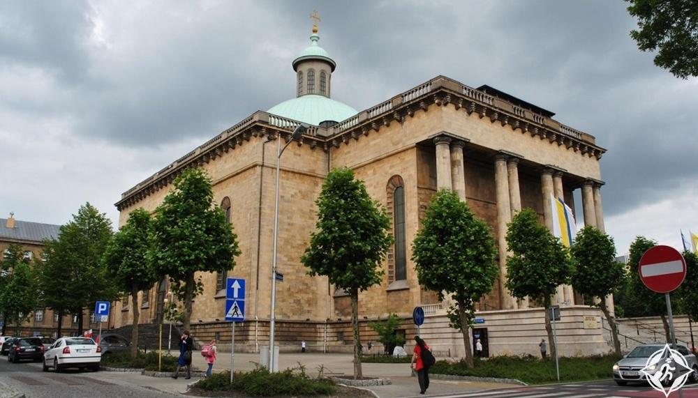 كاتوفيتسه - كاتدرائية المسيح الملك