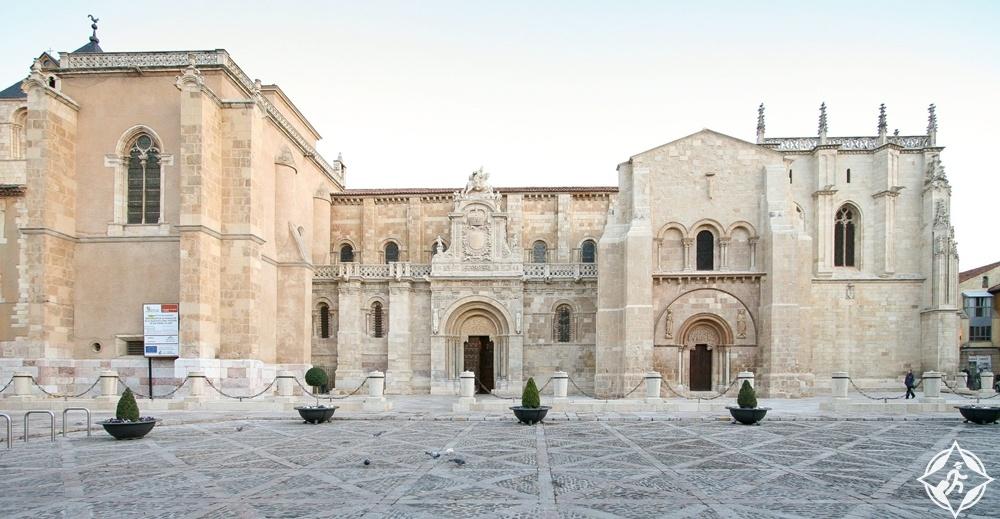 ليون - الكلية الملكية للقديس اسيدورو