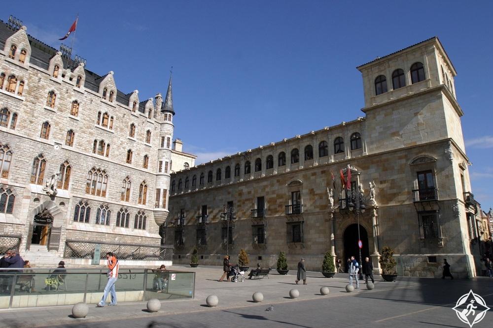 ليون - قصر جوزمانيس