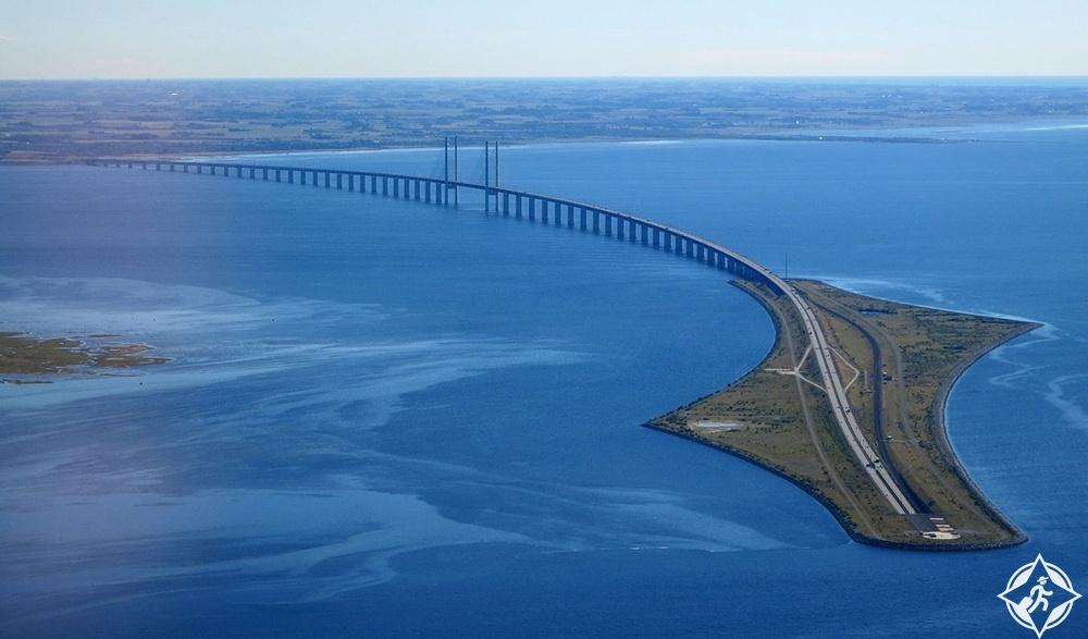 مالمو - جسر أوريسند