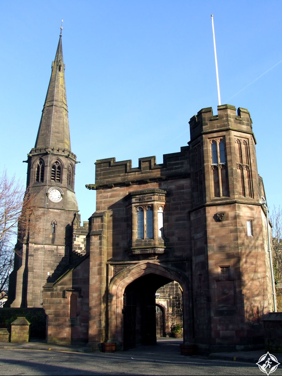 ويجان - كنيسة سانت ويلفريد