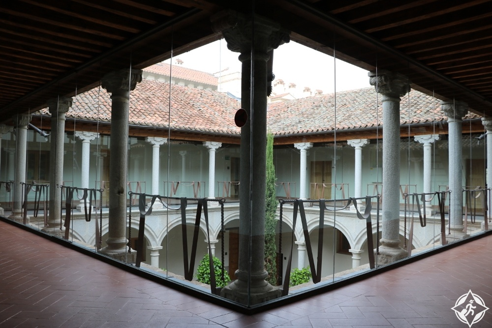 أفيلا - قصر الرهائن