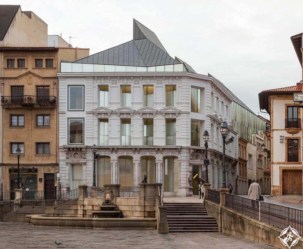 أوفييدو - متحف الفنون الجميلة