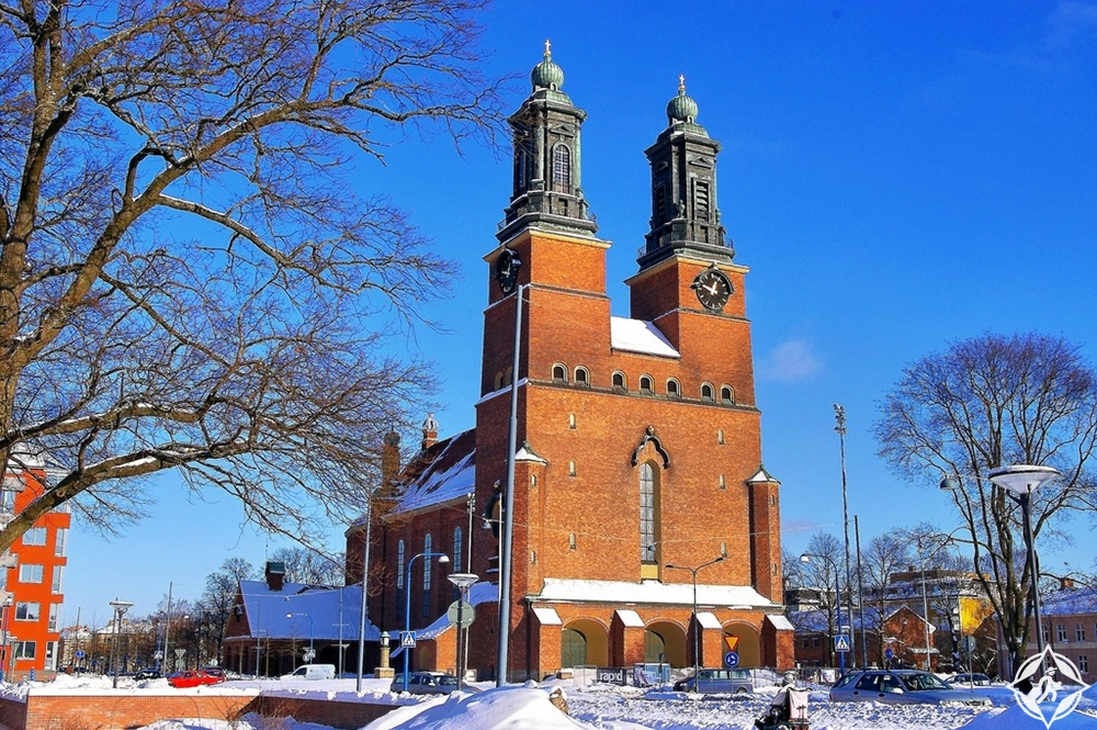 إسكيلستونا - كنيسة كلوسترس