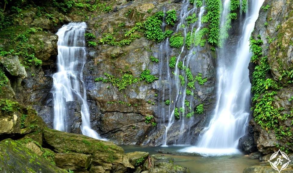 الشلالات في الفلبين - شلالات تماراو