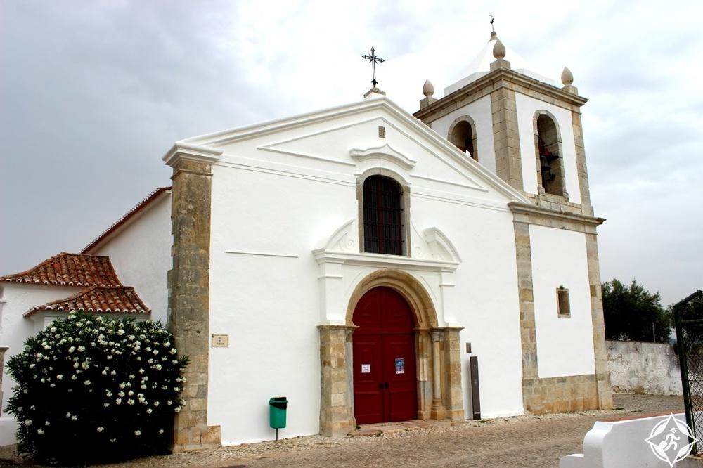 الكاسر دو سال - كنيسة سانتا ماريا دو كاستيلو