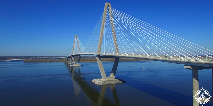 تشارلستون - جسر رافينيل