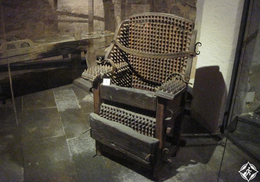روتنبورغ أب دير تاوبر - متحف الجريمة في العصور الوسطى