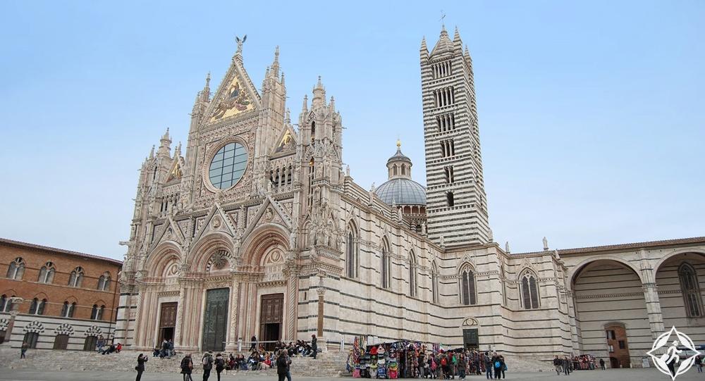 سيينا - كاتدرائية سانتا ماريا أسونتا