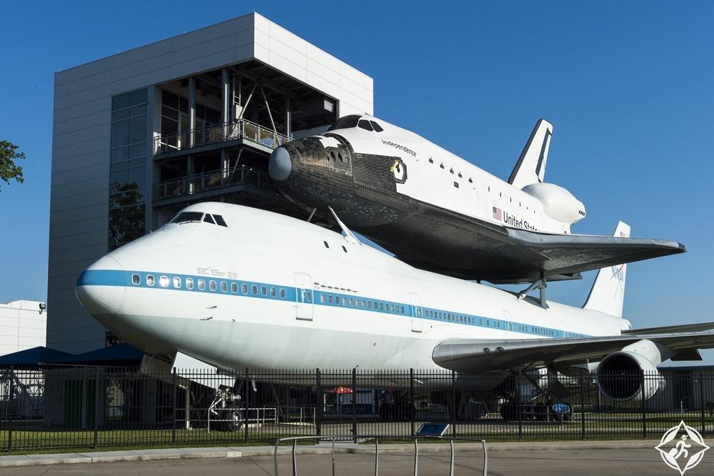 هيوستن - مركز الفضاء هيوستن