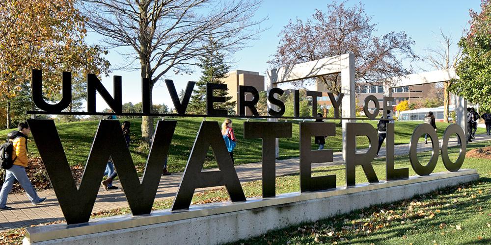 واترلو - جامعة واترلو
