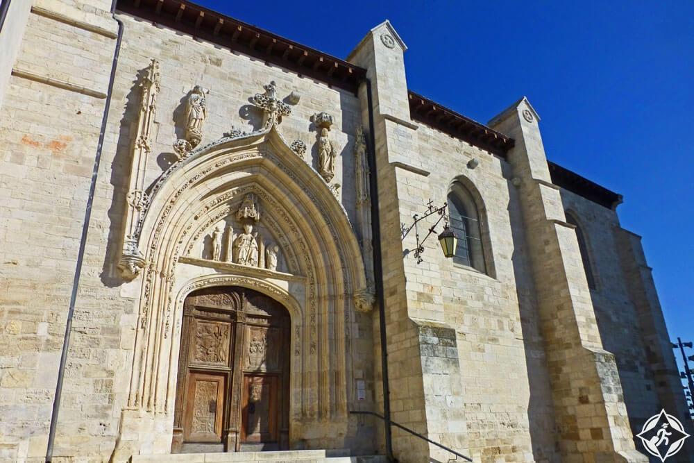 برغش - كنيسة سان نيكولاس