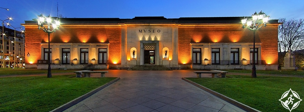 بلباو - متحف الفنون الجميلة