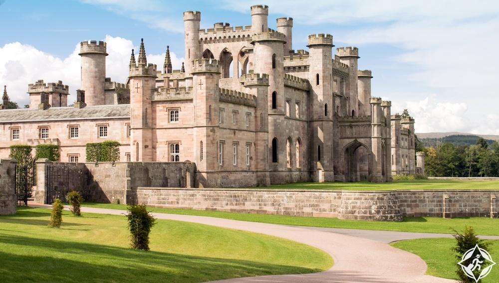 بنريث - قلعة لوثير