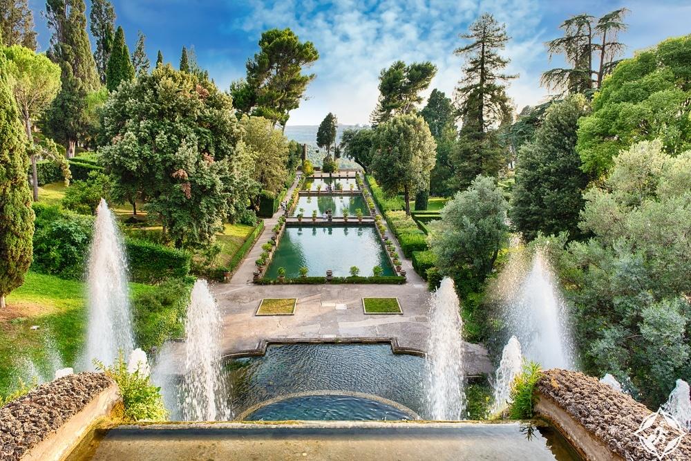 تيفولي - حدائق فيلا ديستي