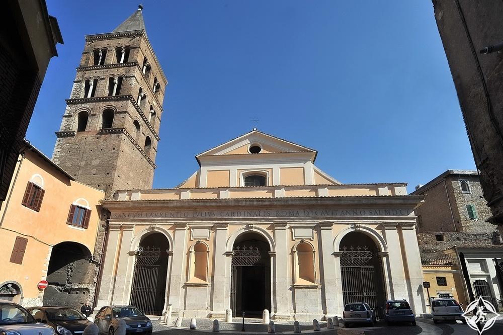 تيفولي - كاتدرائية تيفولي