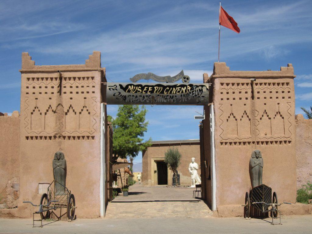 الأماكن السياحية في مدينة ورزازات
