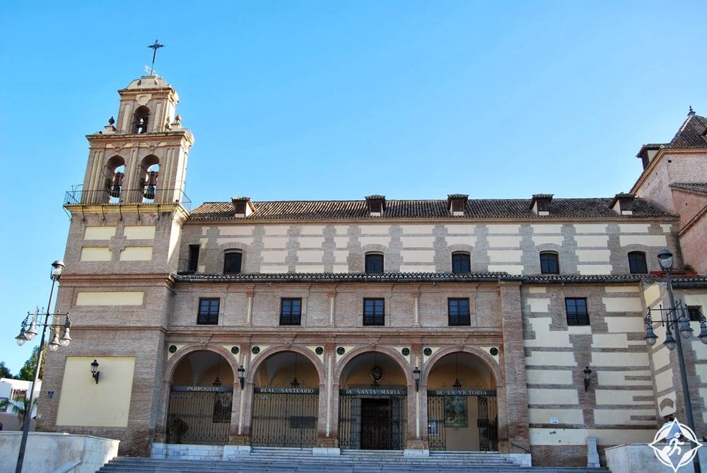ملقا - كنيسة سيدة النصر