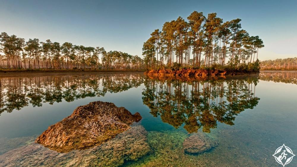 ميامي - حديقة ايفرجليدز الوطنية