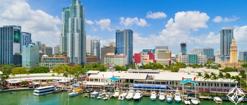 ميامي - سوق بايسايد