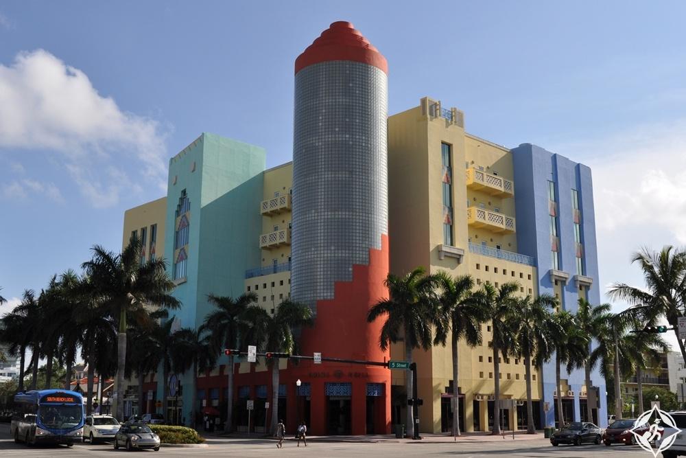 ميامي - منطقة آرت ديكو التاريخية