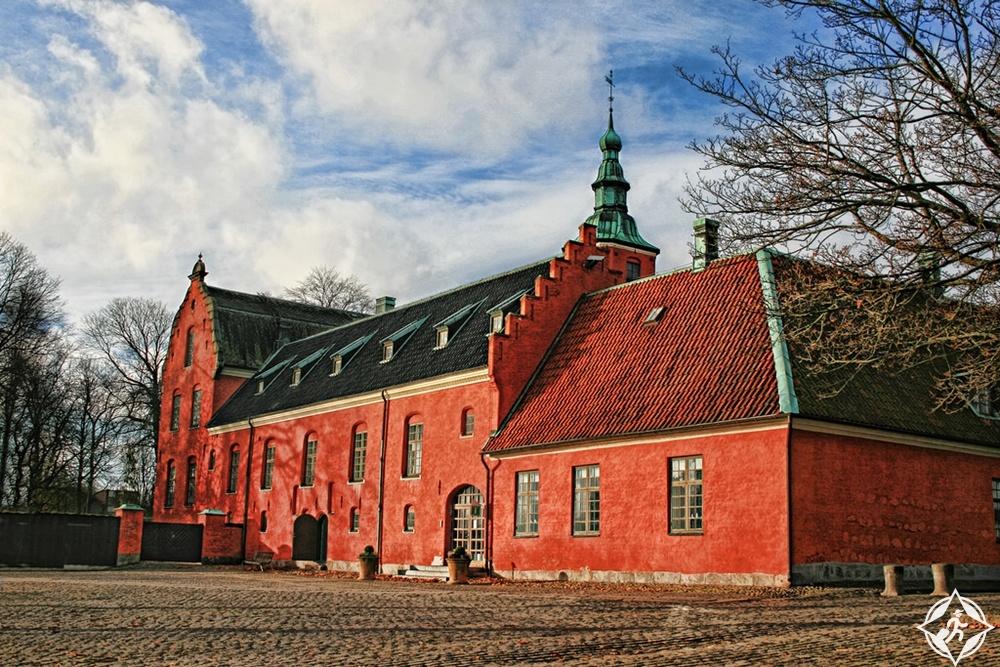 هالمستاد - قلعة هالمستاد