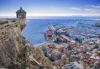 أليكانتي - قلعة سانتا باربرا