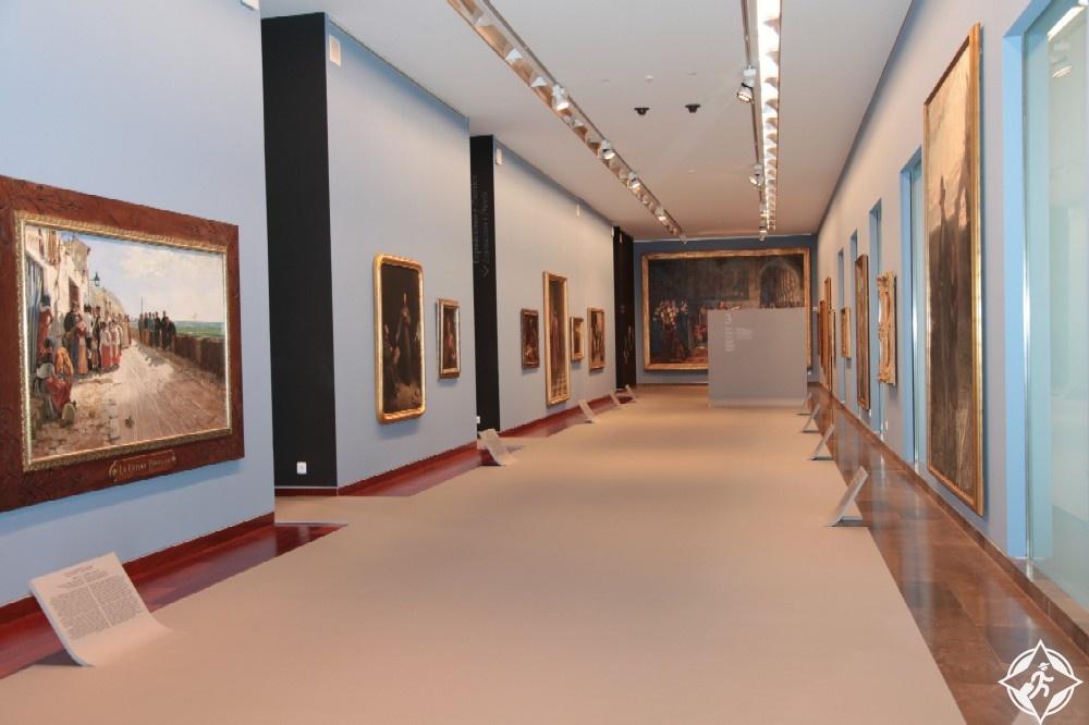 أليكانتي - متحف الفنون الجميلة