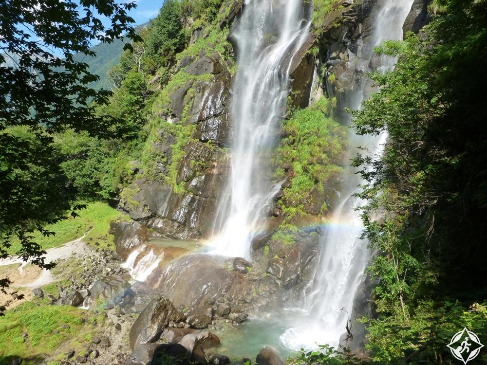 الشلالات في ايطاليا - شلالات أكوا فراجيا