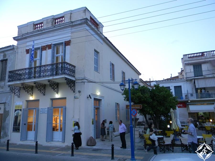 بوروس - المتحف الأثري