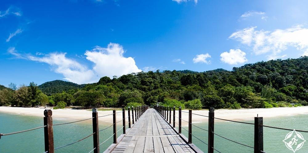 بينانج - حديقة بينانج الوطنية