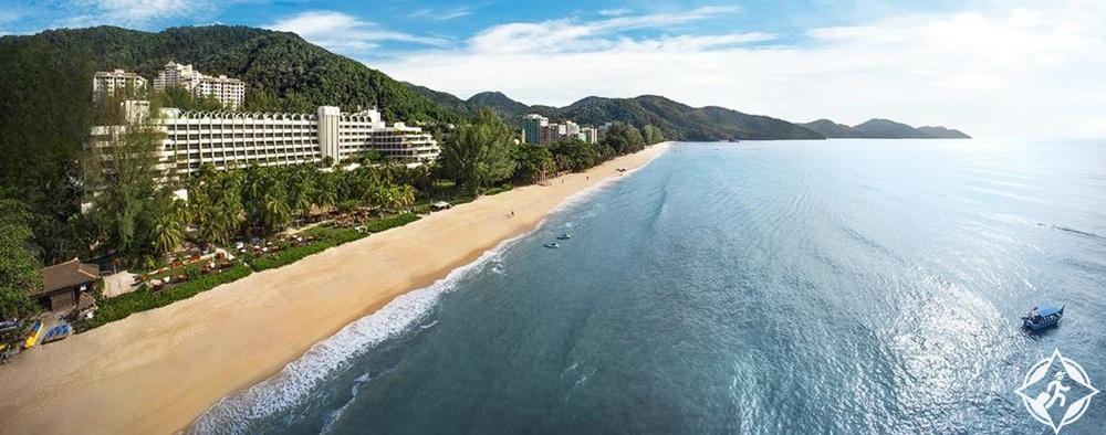 بينانج - شاطئ باتو فيرينغي