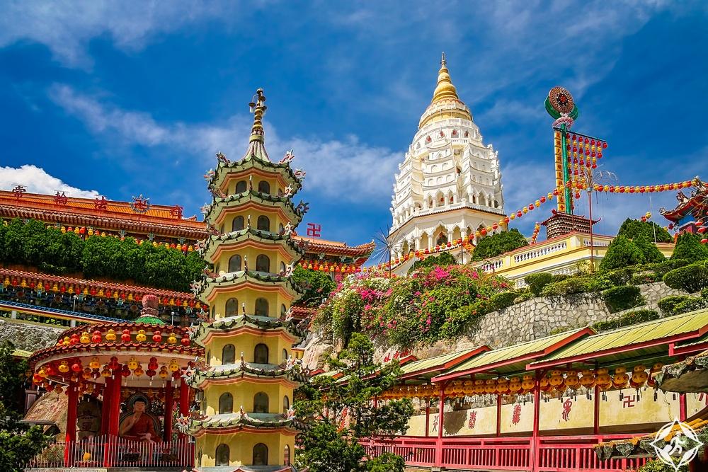 بينانج - معبد كيك لوك سي