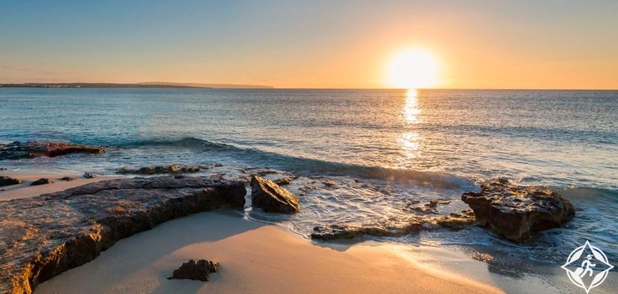 جزر البليار - جزيرة فورمونتيرا