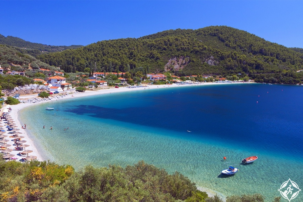 جزيرة سكوبيلوس - شاطئ بانورموس