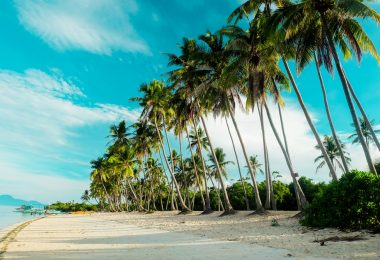 جزيرة سيكويجور - شاطئ باليتون