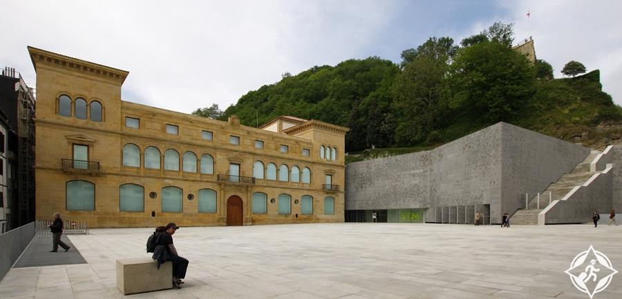 سان سيباستيان - متحف سان تيلمو