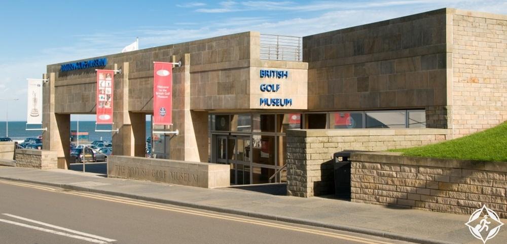 فايف - المتحف البريطاني للغولف