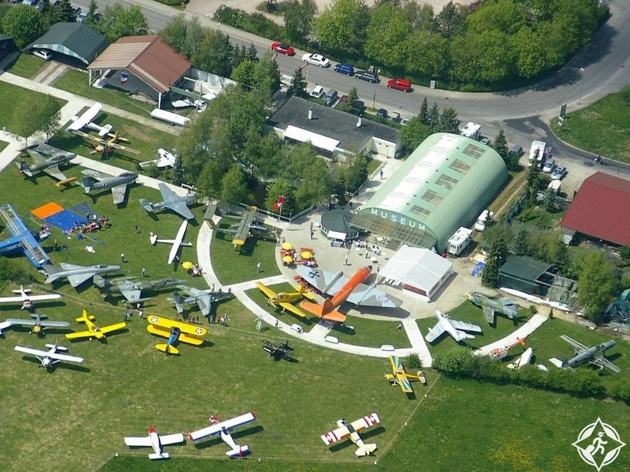 فيلينغن-شفنينغن - متحف الطيران الدولي