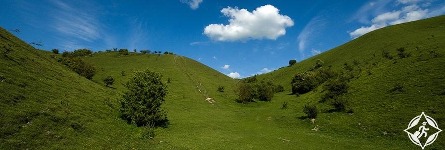 لوتن - محمية بارتون هيلز الوطنية الطبيعية